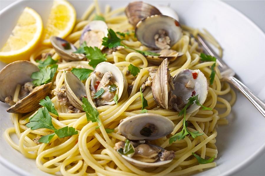 Ricetta Pasta con Le Vongole | Ghezzo Venezia